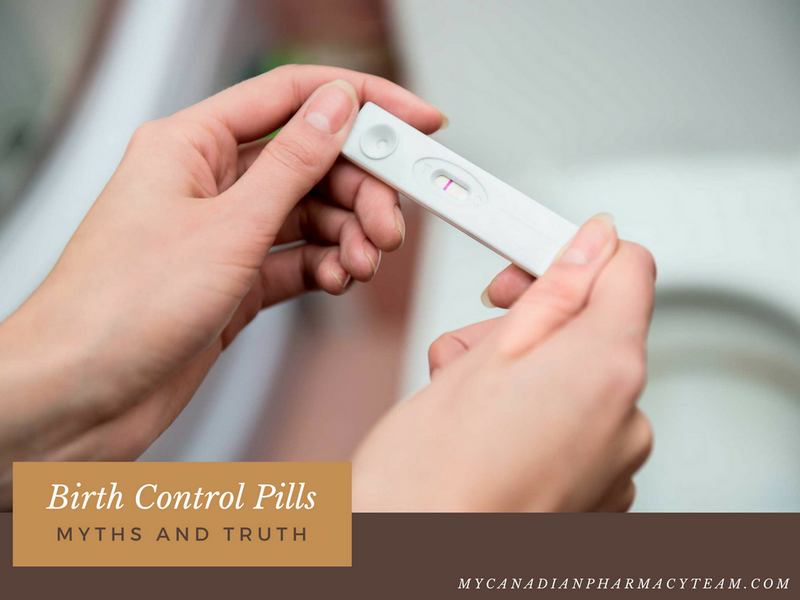 myth and facts about contraception