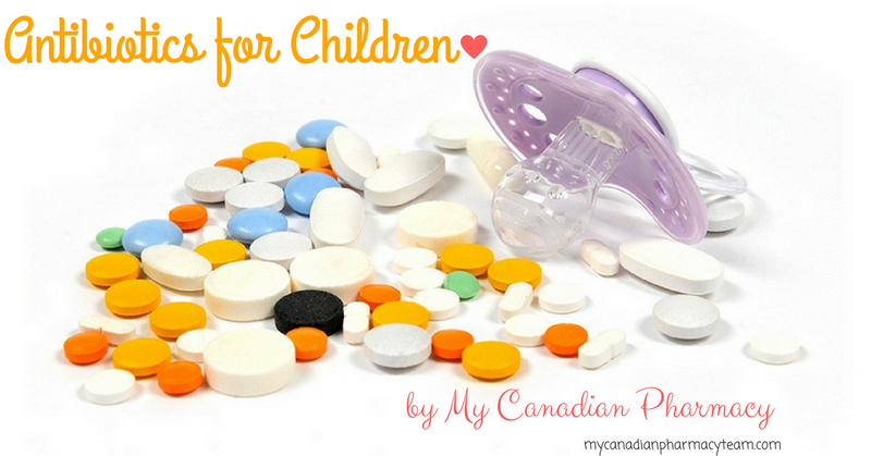 antibiotics for children