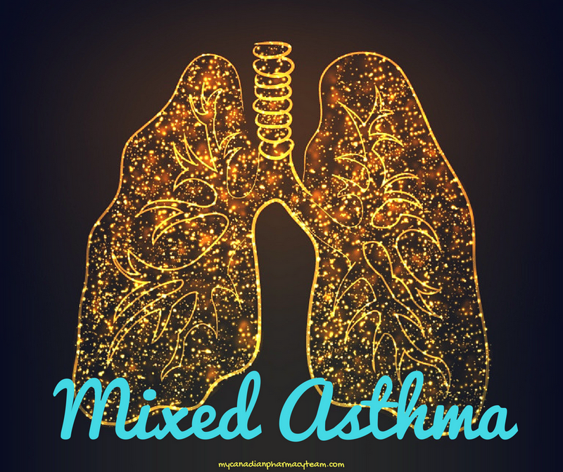 mixed asthma essence
