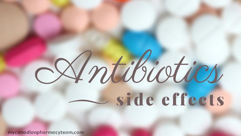 antibiotics side effects