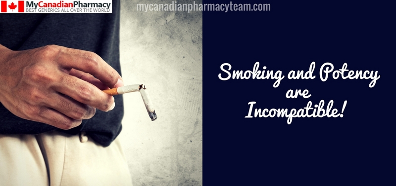 Smoking and Potency are Incompatible