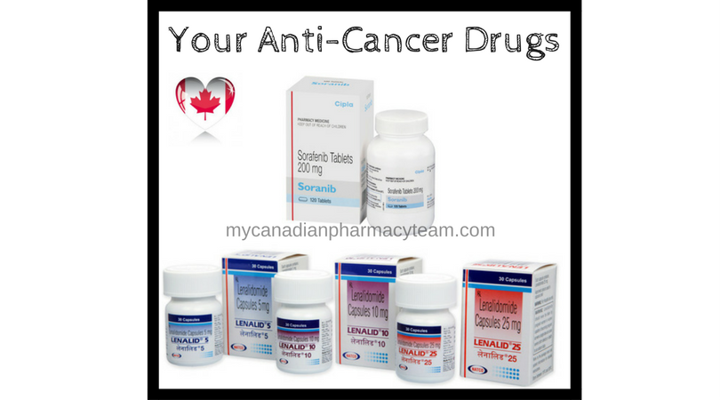 Your Anti-Cancer Drugs